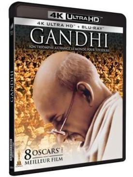 affiche du film Gandhi