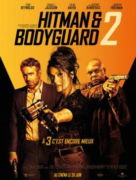 affiche du film Hitman & Bodyguard 2
