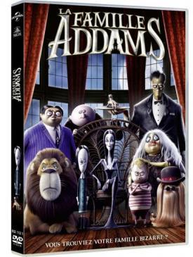 affiche du film La Famille Addams