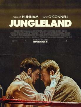 affiche du film La loi de la jungle