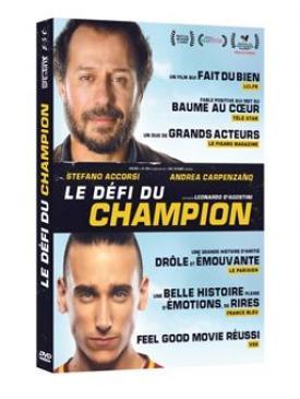 affiche du film Le Défi du champion