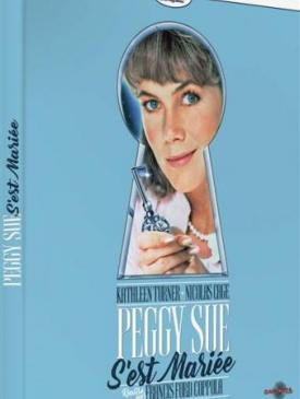 affiche du film Peggy Sue s'est mariée