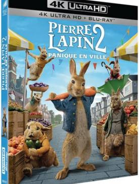 affiche du film Pierre Lapin 2